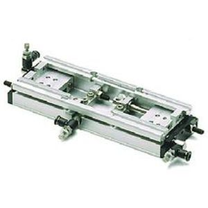 pneumatic gripping module / parallel / 2-jaw / double-acting