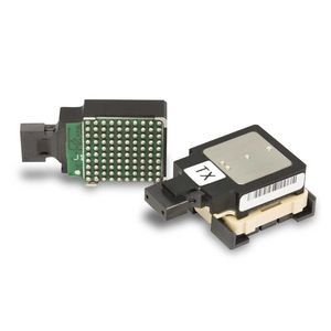 transceiver with microcontroller
