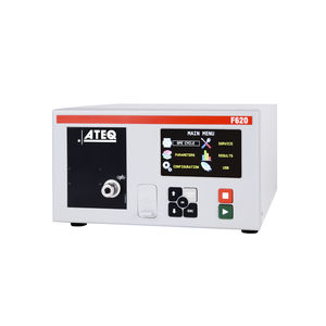 differential pressure decay leak tester