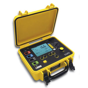 earth impedance tester