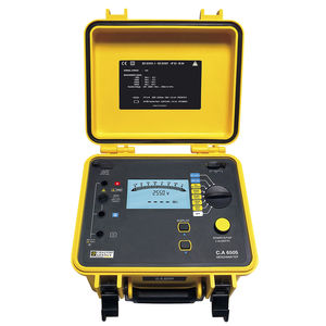 insulation tester / voltage / capacitance / leakage current