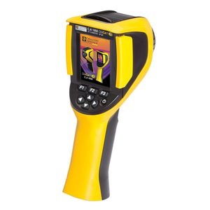 thermal imaging camera / thermographic / infrared / full-color