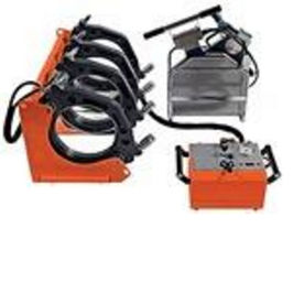 butt welding machine / manual / hydraulic / for pipes