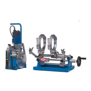 butt orbital welding machine / AC / manual / for plastics
