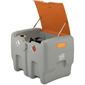 distribution tank