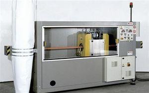 plastic cutting machine / for tubes / CNC / chamfering