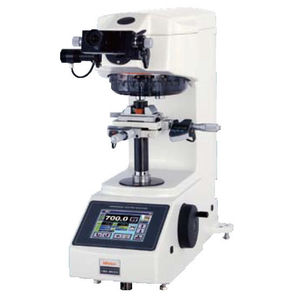 Vickers hardness tester / with PCT touch screen