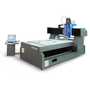 high-performance CNC milling machine