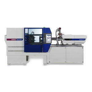 horizontal injection molding machine / electric / bi-material / multi-component
