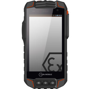 Android industrial smartphone / 4G LTE / GSM / WCDMA