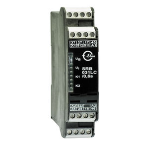 safety relay / DIN rail