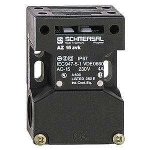 sensitive switch / single-pole / low-voltage / double insulation