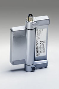 hinged guard safety switch
