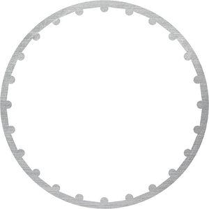 aluminum profile / round / circular / industrial