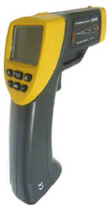 infrared thermometer / with LCD display / non-contact
