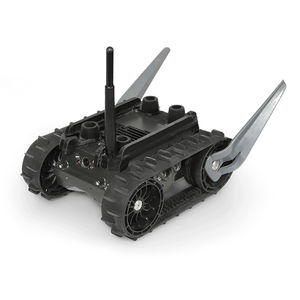 tracked inspection robot