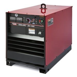 submerged arc welder / semi-automatic / three-phase / DC