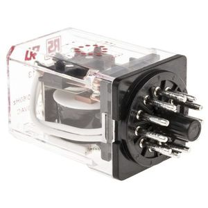 plug-in electromechanical relay