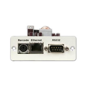 RS-232 interface card
