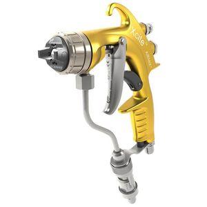 spraying gun / for paint / manual / lightweight