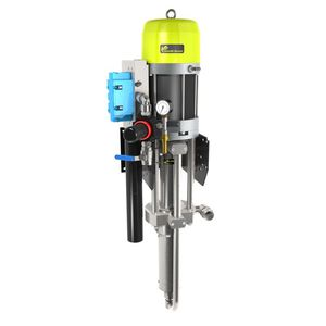 circulation pump / paint / air-driven / normal priming