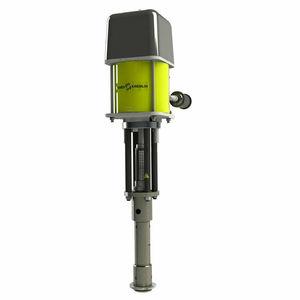 two-ball piston pump