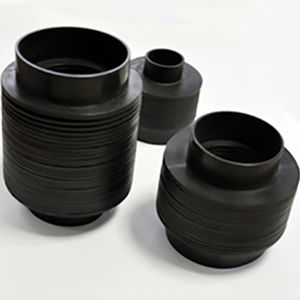round protective bellows