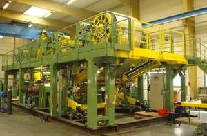 automatic assembly line