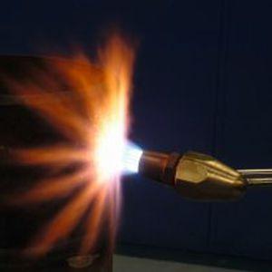 gas cutting torch / air-cooled / manual
