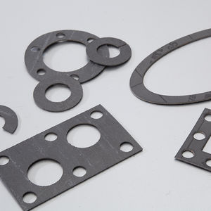 graphite gasket sheet / carbon / steel / aramid
