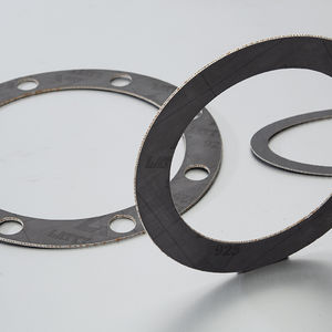 graphite gasket sheet / elastomer / steel / aramid