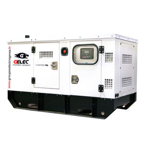 three-phase generator set / single-phase / diesel / stationary