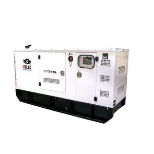 three-phase generator set / diesel / stationary / 50 Hz