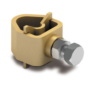 brass ground clamp