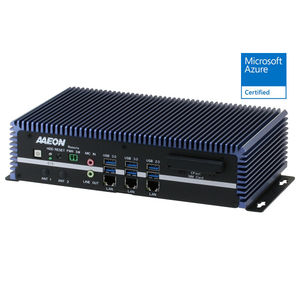 fanless box computer
