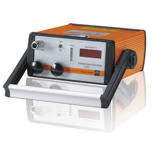 SF6 dew-point meter / portable