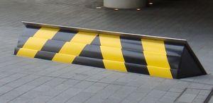 automatic retractable bollard / hydraulic / road blocker