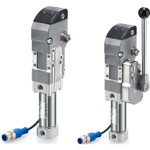 clamping cylinder / pneumatic