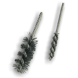 spiral tube brush / cleaning / finishing / deburring