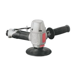 pneumatic sander / disc / vertical