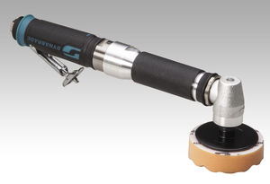 rotary polisher / pneumatic / for all materials