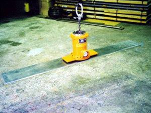 sheet metal vacuum lifting device / pneumatic