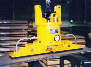 flat part vacuum lifting device / pneumatic