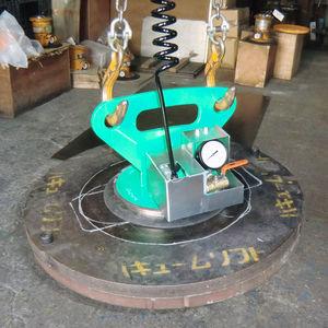 flat part vacuum lifting device