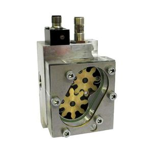 gear flow meter / for oil