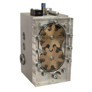 gear flow meter