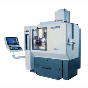 modular CNC machining center / 7-axis / universal / for plastics