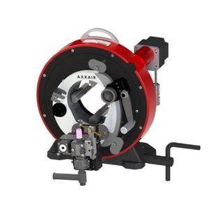 TIG orbital welding machine / AC / semi-automatic / precision