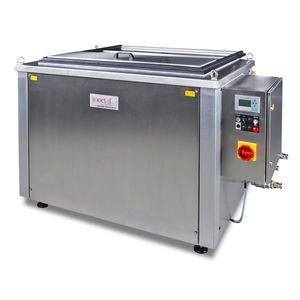 ultrasonic cleaning equipement / industrial / 2-tank / single-tank