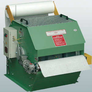 paper filter filtration system / hydraulic / automatic